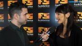 Jade Raymond - Entrevista en Fun & Serious 2018