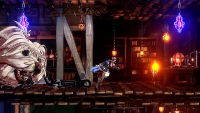 Bloodstained: Ritual of the Night - Release Window Announce Trailer