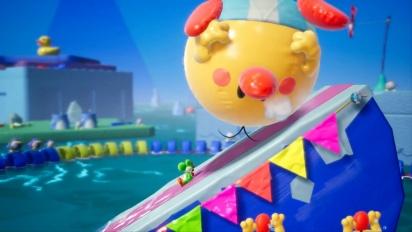 Yoshi's Crafted World - Nintendo Direct Trailer