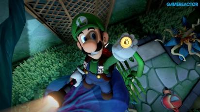 Luigi's Mansion 3 - Gameplay del Jefe de la Séptima Planta
