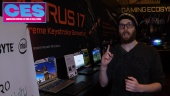 CES20 - Tour por los portátiles Gigabyte