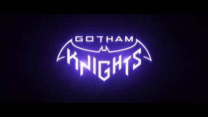 Gotham Knights -WorldPremiereTrailer