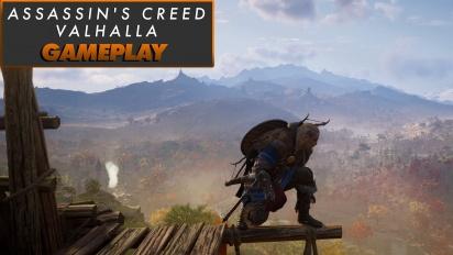 Assassin's Creed Valhalla - Gameplay de Batalla