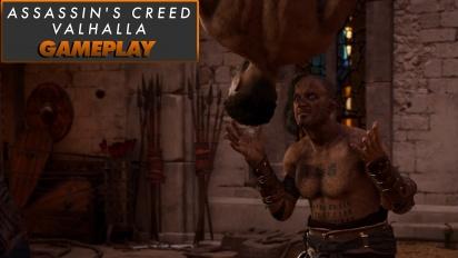 Assassin's Creed Valhalla - Gameplay: Los Hijos de Ragnar