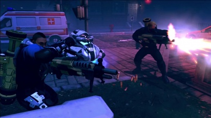 Xcom: Enemy Unknown - Casualties of War Trailer