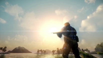 Crysis 3  - The Lost Island Launch Trailer