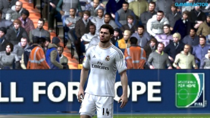FIFA 14 - Octavos de Final Champions League - Real Madrid vs Schalke 04