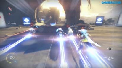 Destiny - Liga de carreras de colibríes en Shining Lands