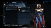 Injustice 2 - Evolución de personajes, gears y cajas madre