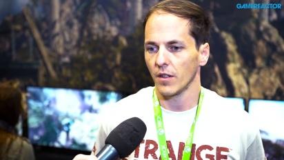 Strange Brigade - Entrevista a Zoltan Fejes