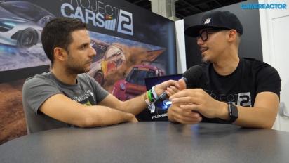 Project CARS 2 - Entrevista a Rod Chong