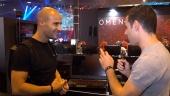 HP - Portátil OMEN X y Compact Desktop - Entrevista a Álvaro Navascues