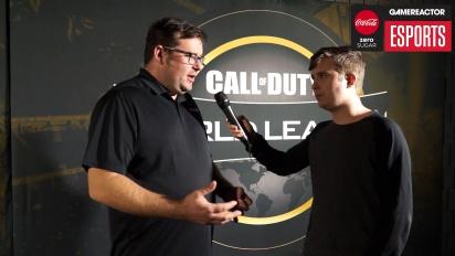 CWL Atlanta - Entrevista a Kevin Flynn