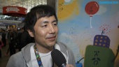 Wattam - Keita Takahashi Interview