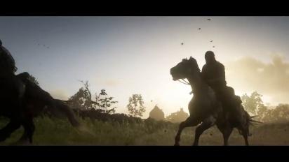 Red Dead Redemption 2: Tráiler 3 en español