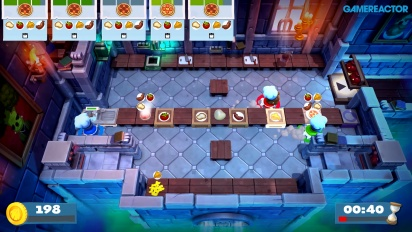 Overcooked 2 - Gameplay E3 2018