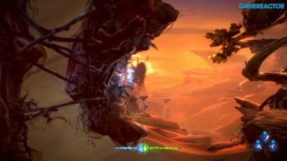 Ori and the Will of the Wisps - Gameplay del E3 2018 en 4K