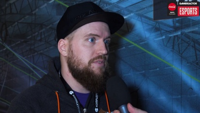DreamHack Rocket League Pro Circuit - Per Sjölin Interview