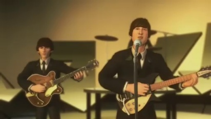 The Beatles: Rock Band - Debut trailer