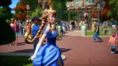Planet Coaster: Console Edition - Announcement Trailer