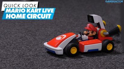 Mario Kart Live: Home Circuit - Unboxing, Montaje y Puesta en Marcha