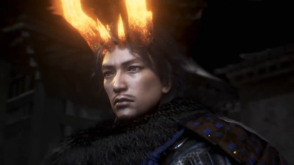 Nioh 2 - Darkness in the Capital