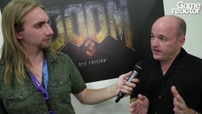 GC 12: Doom 3 BFG Edition - Entrevista