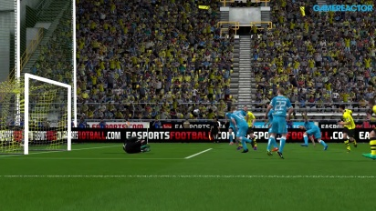 FIFA 14 - Octavos de Final Champions League - Dortmund vs Zenit