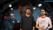 Deus Ex: Mankind Divided Video Preview #2 - Diálogo y personajes