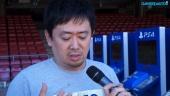 Pro Evolution Soccer 2017 - Entrevista a Manorito Hosoda