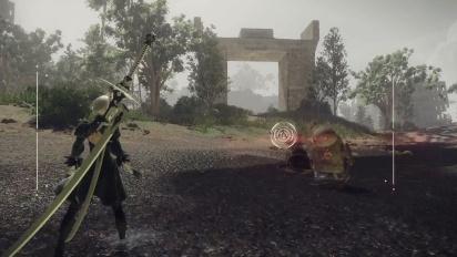 Nier: Automata - Launch Trailer