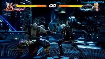 Tekken 7 - Gameplay del Capítulo 2 del modo Historia