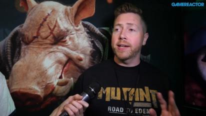 Mutant Year Zero: Road to Eden - Entrevista a Mark Parker