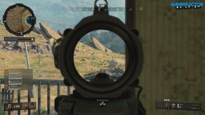 Call of Duty : Black Ops 4 - Gameplay de una victoria en Blackout