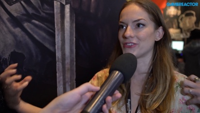 Kingdom Come: Deliverance - Entrevista a Victoria Hogan