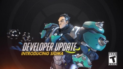 Overwatch - Developer Update: Introducing Sigma