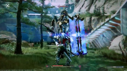 The Surge 2 - Raw Gameplay Footage