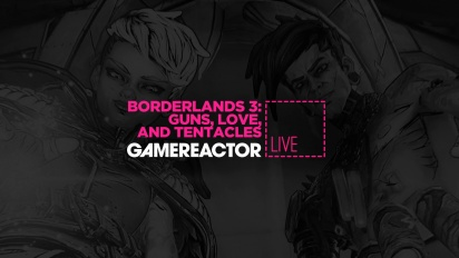 Borderlands 3 - Replay del Livestream del DLC Guns, Love and Tentacles