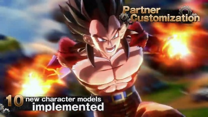 Dragon Ball Xenoverse 2 - Update #11 Trailer