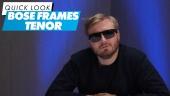 El Vistazo - Bose Frames Tenor