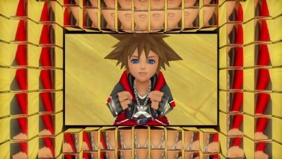 Kingdom Hearts 3D: Dream Drop Distance - Announcement Trailer