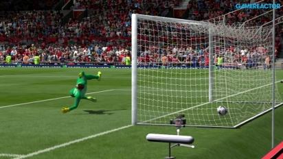 FIFA 14 - Octavos de Final Champions League - Manchester United vs Olympiacos