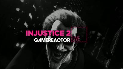 Injustice 2 - Replay del livestream