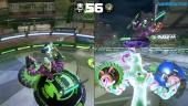 ARMS - Gameplay 1v1 con nuevos personajes