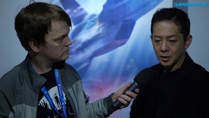 Ace Combat 7: Skies Unknown - Entrevista a Kazutoki Kono