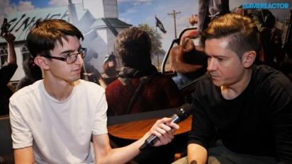 Far Cry 5 - Entrevista a Jean-Sebastien Decant
