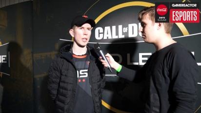 CWL Atlanta - Entrevista a Looney tras la victoria final