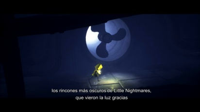 Little Nightmares - Tráiler español para Nintendo Switch