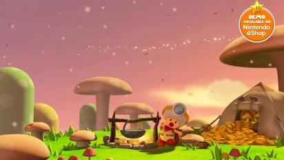 Captain Toad: Treasure Tracker - Tráiler general