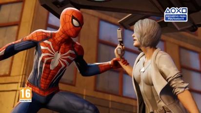 Spider-Man - Tráiler del DLC Silver Lining en español